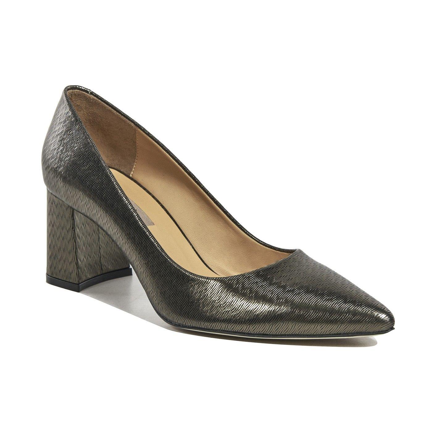 Kadin Deri Klasik Topuklu Ayakkabi Shoes Fashion Flats