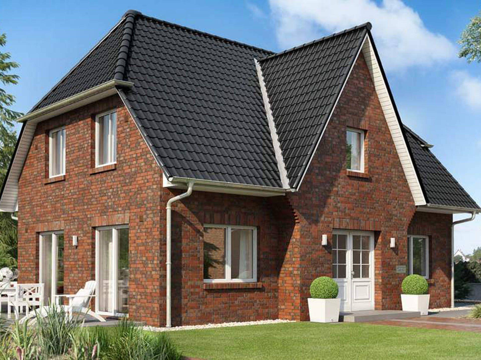 Musterhaus einfamilienhaus  10 besten Landhaus Bilder auf Pinterest | Einfamilienhaus ...