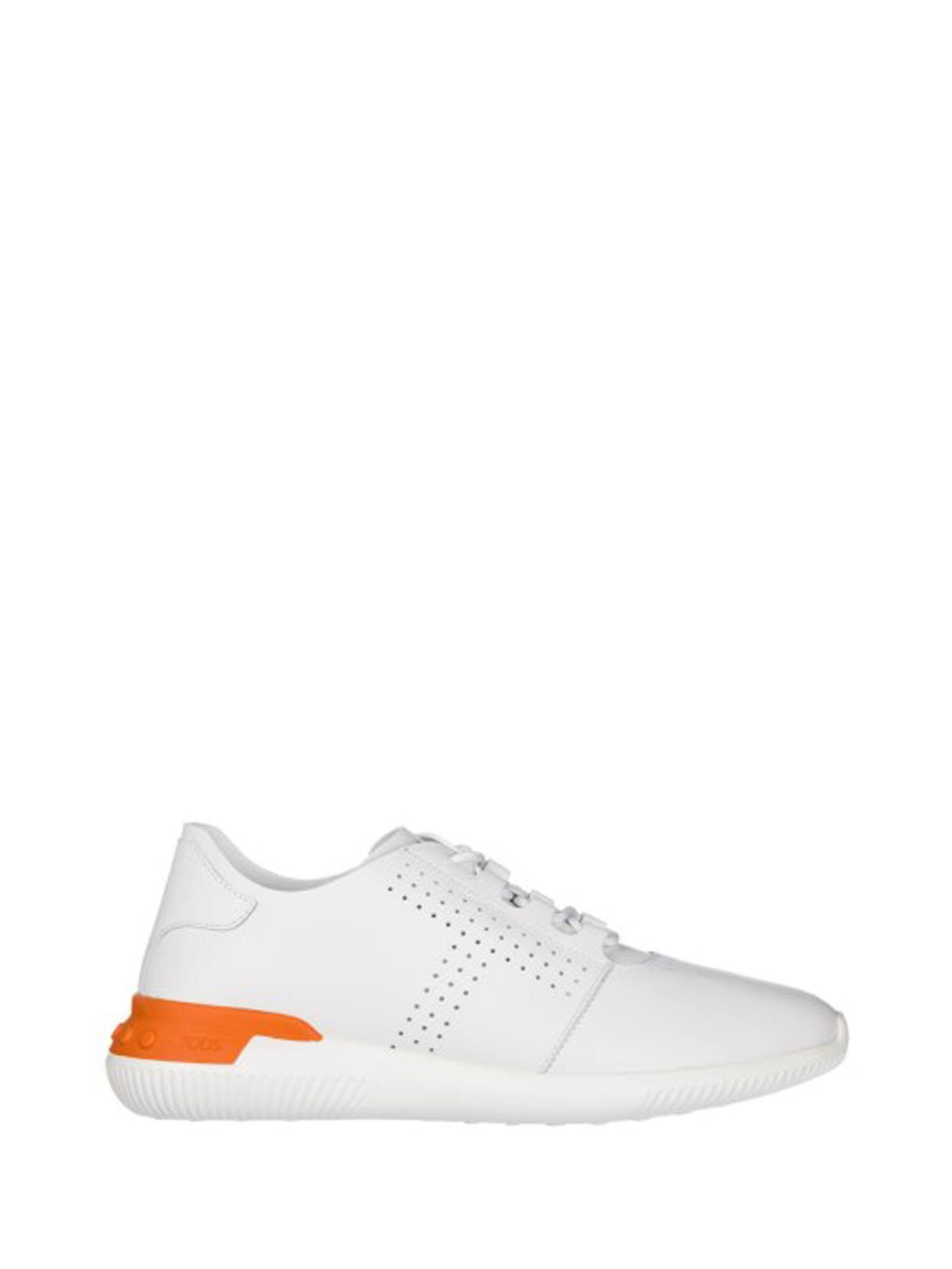 ded95f62ca13c9 TOD'S NO CODE SNEAKERS IN LEATHER. #tods #shoes # | Tod'S | Adidas ...