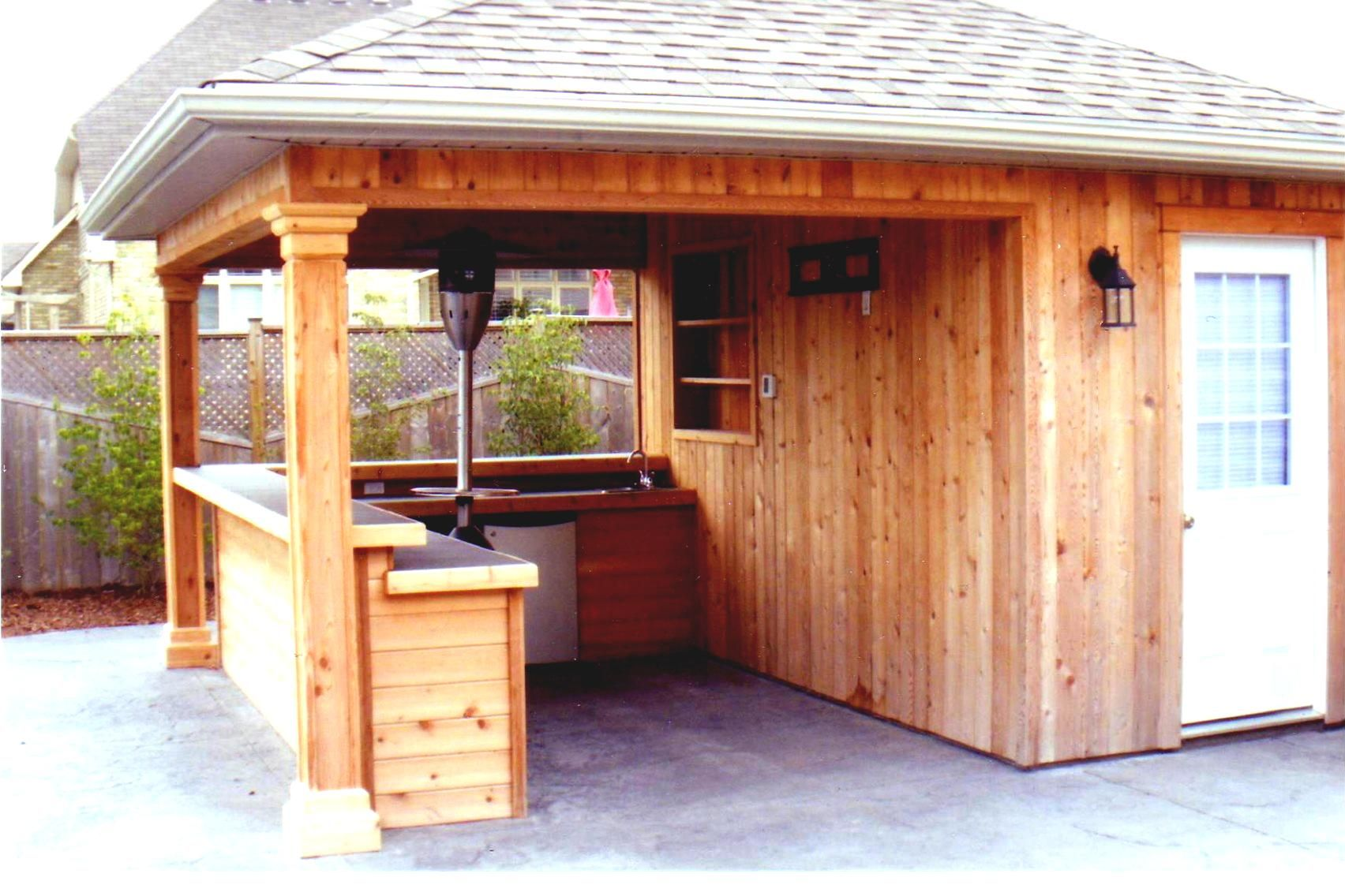 House · Small Pool House Plans ...