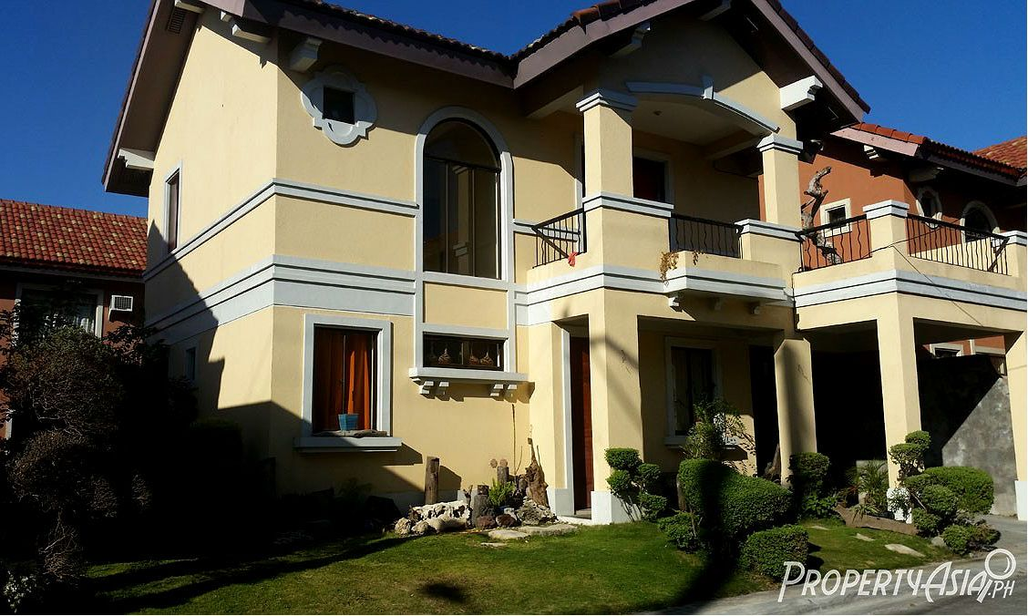 Contract price negotiable three-bedroom house for sale in Bacoor - house sales contract