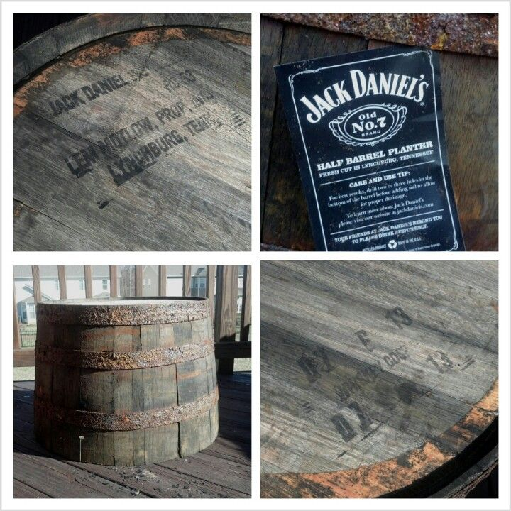 Whiskey Barrel Planter 30 Lowes