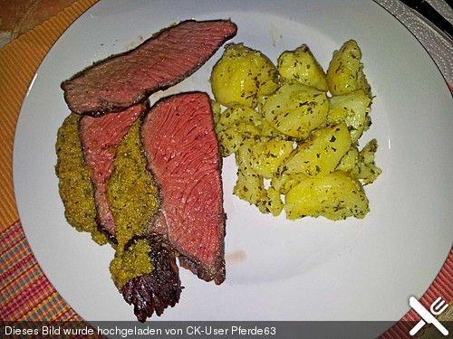 Roastbeef mit Kräuterkruste bei 80 Grad (Rezept mit Bild) | Chefkoch.de