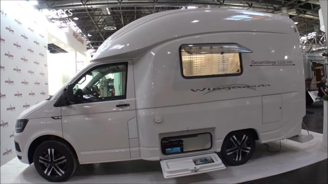 Volkswagen Camper 2020 Exterior For Volkswagen Camper 2020 Exterior And Interior Review In 2020 Small Campers Micro Camper Small Motorhomes