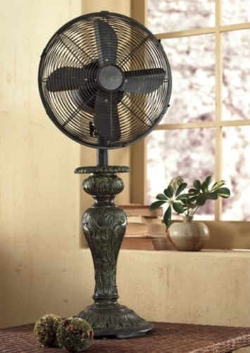 Table Fan There Must Be A Way To Make This Myself I Will Find It Table Fan Antique Fans Fan