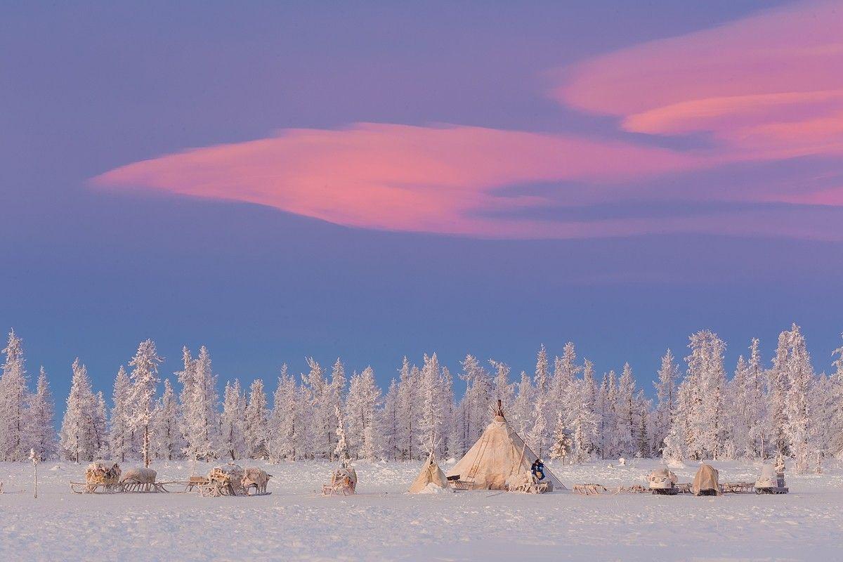 Русская зима: 30 самых красивых уголков нашей страны | Пейзажи