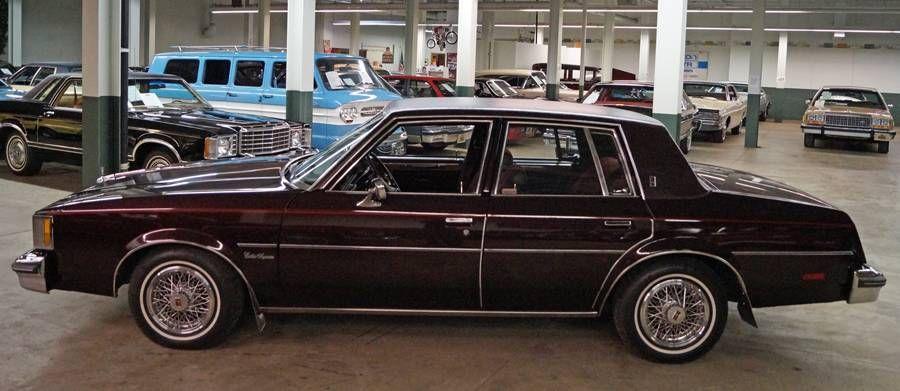 1987 Oldsmobile Cutlass Supreme for sale 1755264