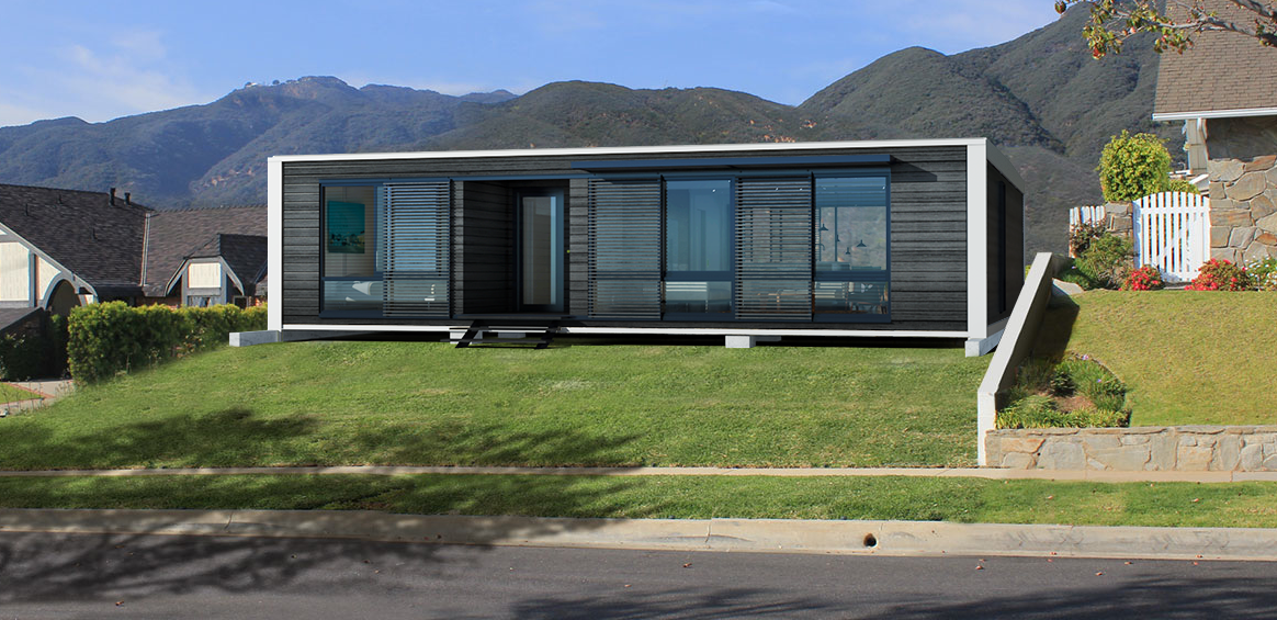 """Connect:Homes with a mission to """"deliver #modern #homes that are affordable, #green, and available wherever your are."""