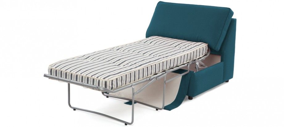 Aaron Armless Sofabed Dark Blue Beds Sofa Beds On Sale Now