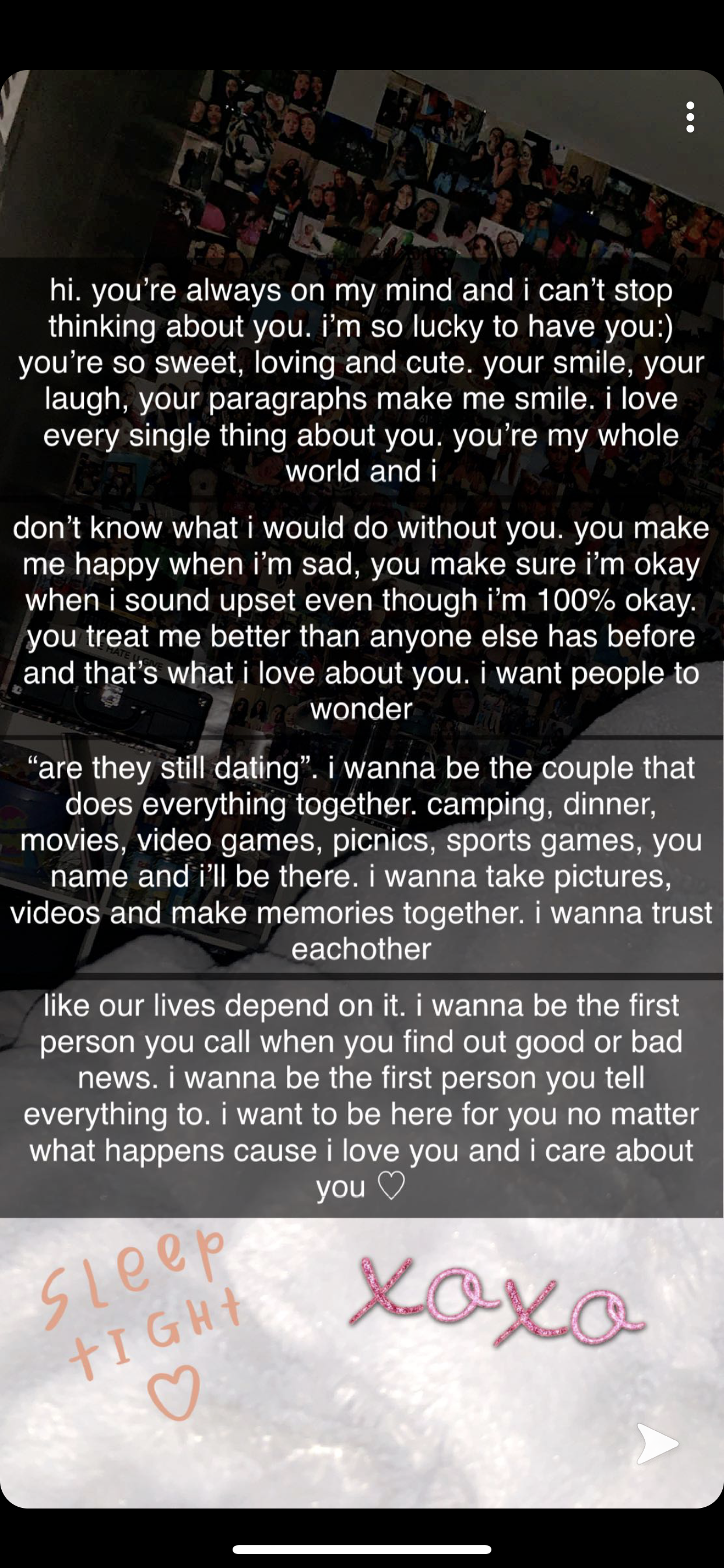 paragraphs for your boyfriend/girlfriend  Paragraphs for your