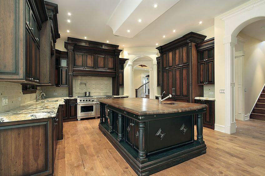 Most Popular Paint Colors For Kitchen Cabinets U0026 Captivating Most