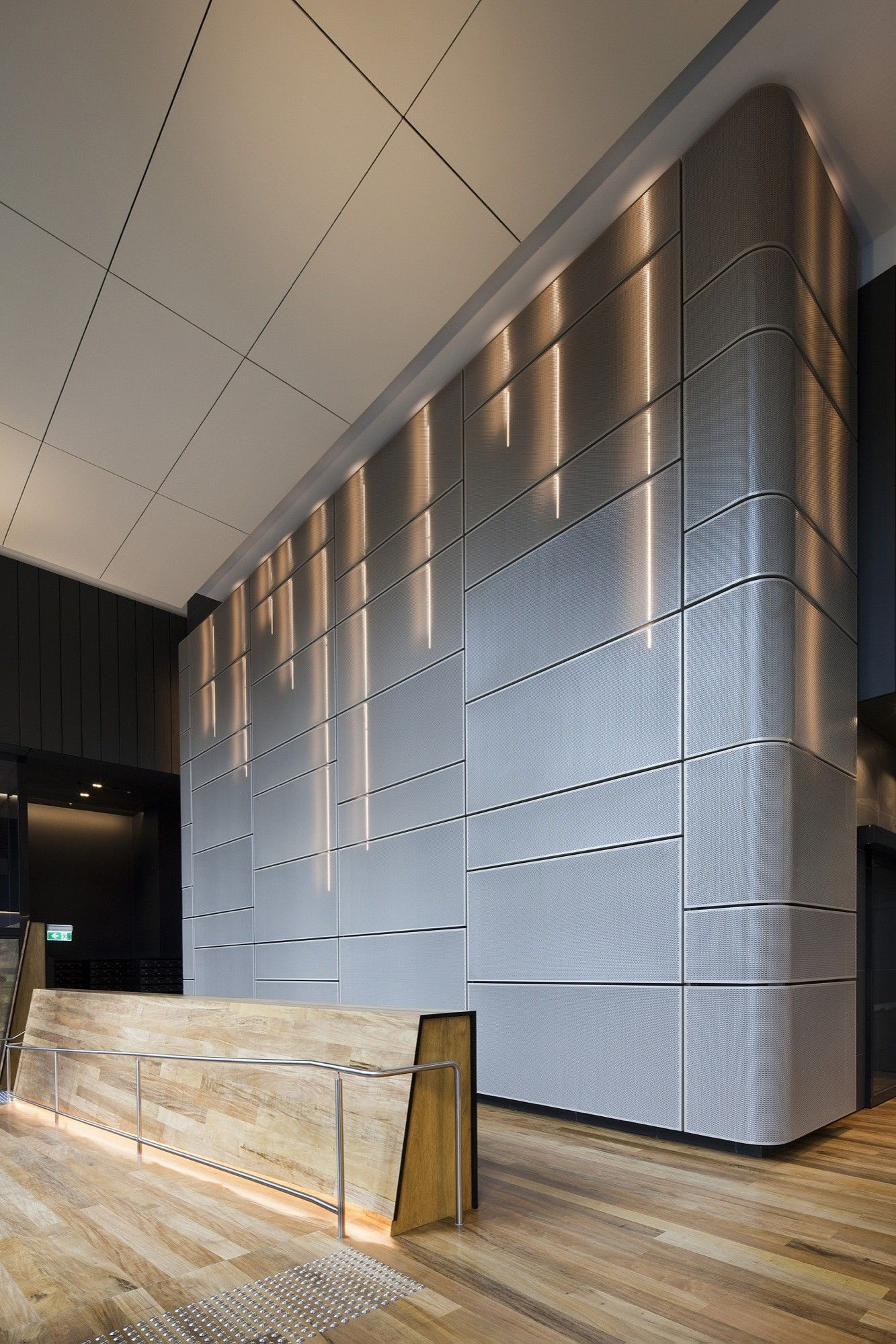 Gallery of MY80 / Hayball - 3 in 2020 | Lobby design ...