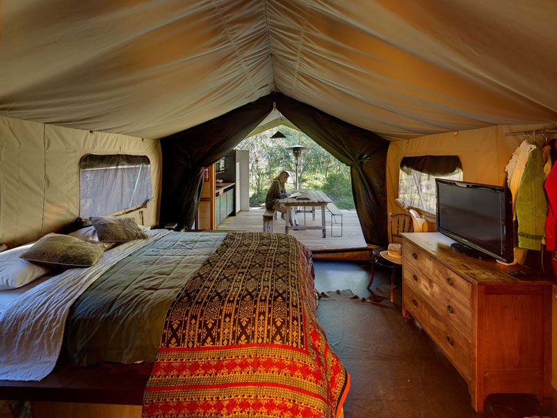 Tent House by Peter Stutchbury & Tent House by Peter Stutchbury | Veranda Houses | Pinterest ...