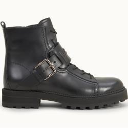 Tod's - Ankle Boots aus Leder, Schwarz, 38.5 - Shoes Tod's