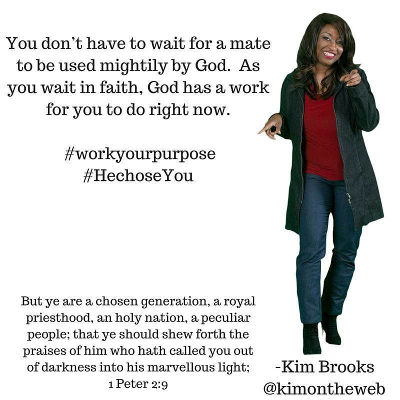 Encouragement for christian woman from singles