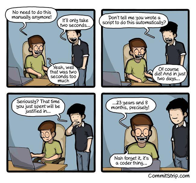 Coding humor