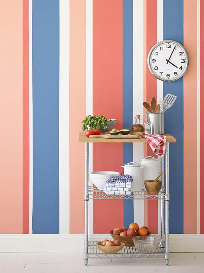kreative wandgestaltung farbideen farbgestaltung farbwirkung - farbideen