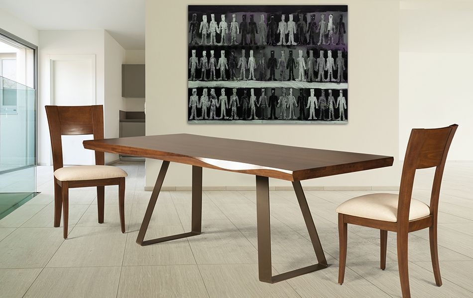 MAX - Saloom Furniture Company | DINING TABLES | Pinterest ...