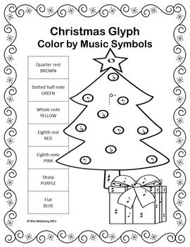 Christmas Music Worksheets Staff Bundle * Anastasiya Multimedia Studio