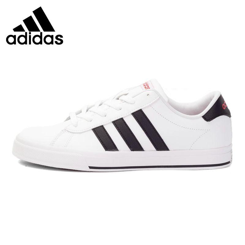 quality design c27c7 4cbc0 Originele nieuwe collectie 2017 adidas neo label dagelijkse mannen lederen skateboarden  schoenen sneakers