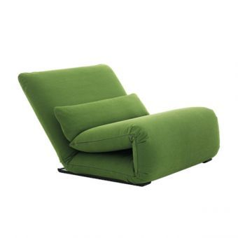 Chaise longue Tattomi De Padova - designers Jan Armgardt, Ingo ...