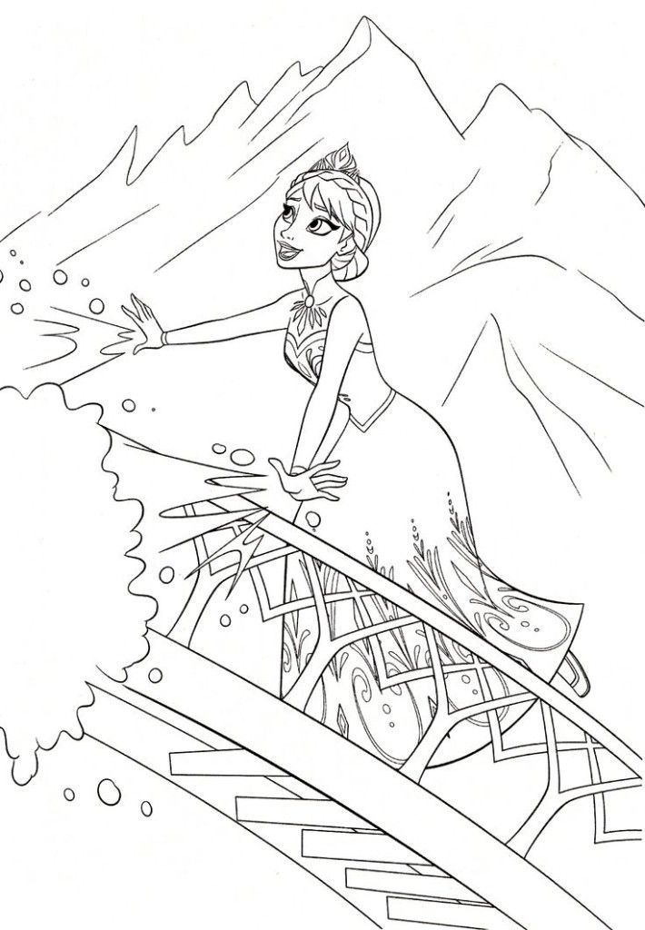 Walt Disney Characters Coloring Pages 3187 Pics To Color