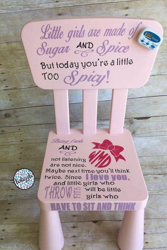 Girls Time Out Chair Time Out Chair Girls Time Out Chair