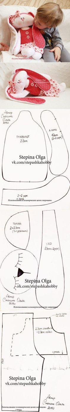 Pin de Sherrie Willden en Sewing   Pinterest   Muñecas, Trapillo y ...