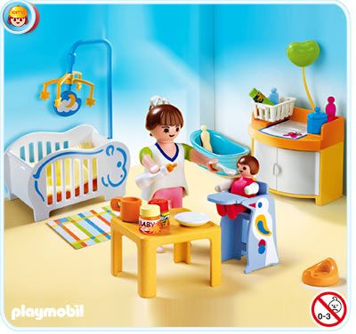 Really any of these playmobil sets are amazing but my for Salle a manger playmobil 5335