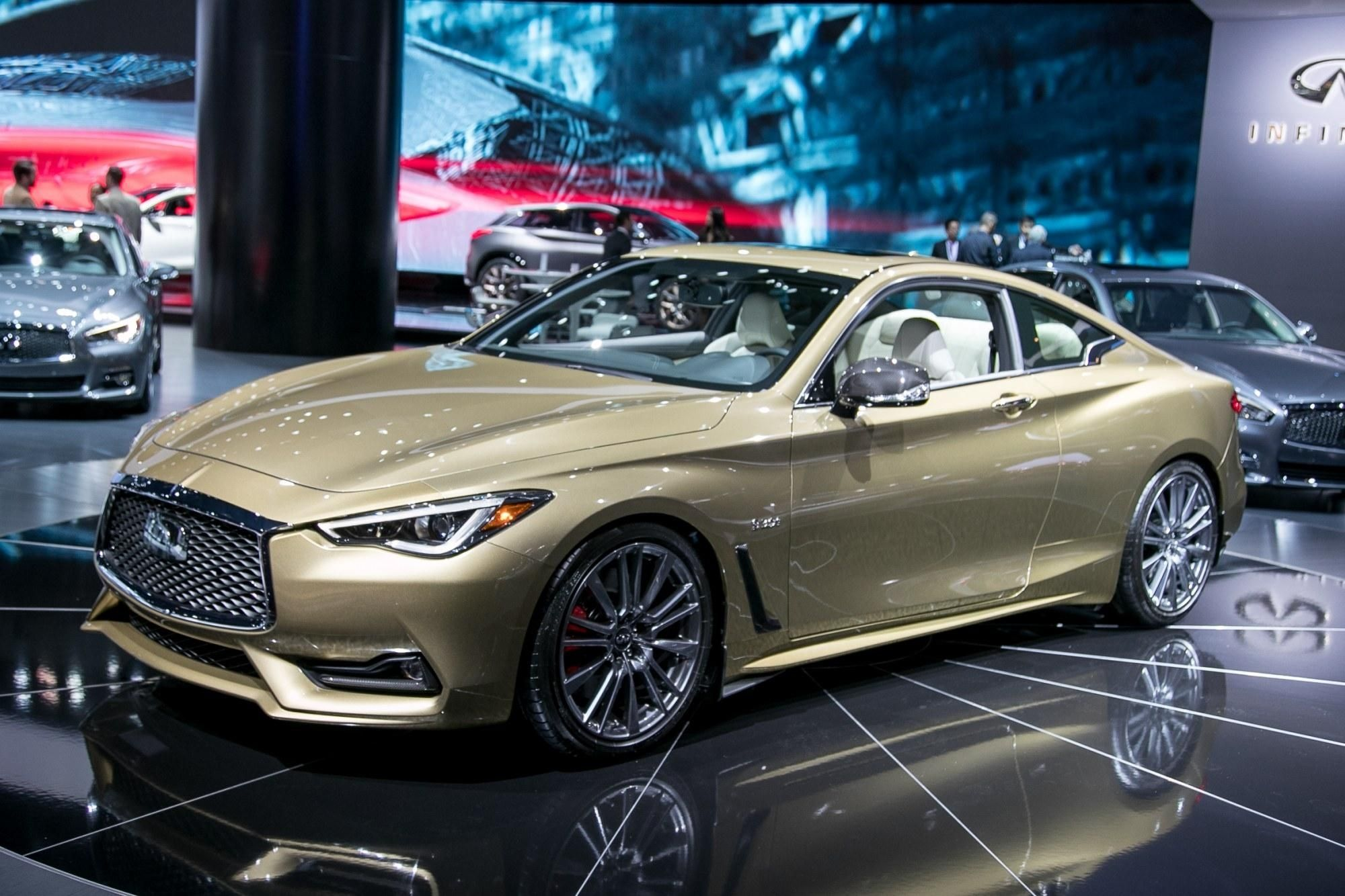 2019 Infiniti Q60 Exterior Car Review 2018 Within Q60s And Interior