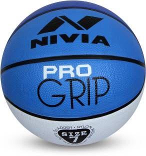Nivia Pro Grip Basketball Size 7 Basketball Grip Stuff To Buy