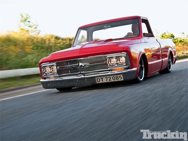 1969 Gmc C10 Marriage Breaker With Images Chevy C10 Custom