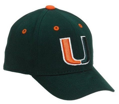 NCAA Miami Infant One-Fit Hat Top of the World. Save 55 Off!.  11.81 ... feef14f9087