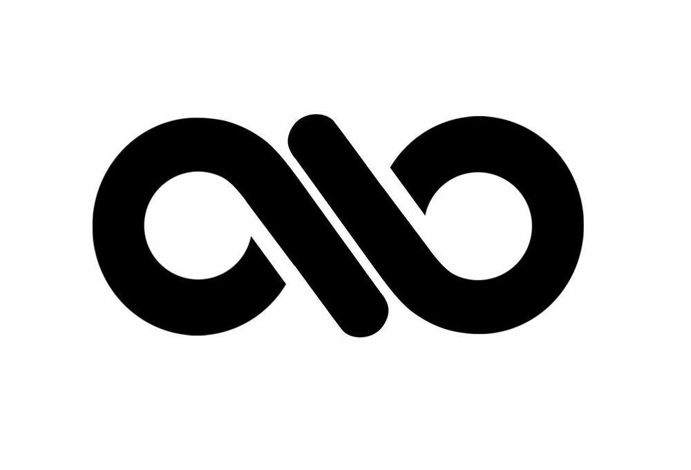 A4//A5//A6 Infinity Logo Stencil