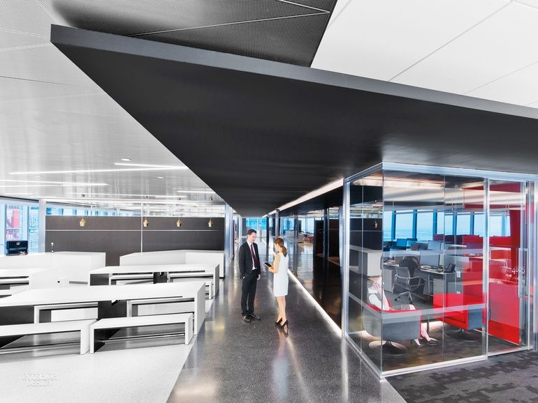 morningstar credit ratings 4 Outstanding Offices in the U.S. | Workplace, Corporate interiors ...