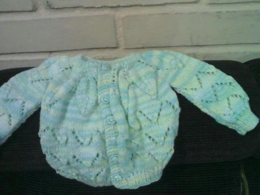 Chaleco bebe