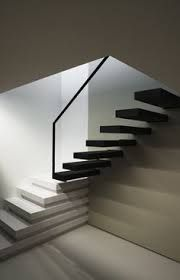 Image result for cantilever staircase structural design