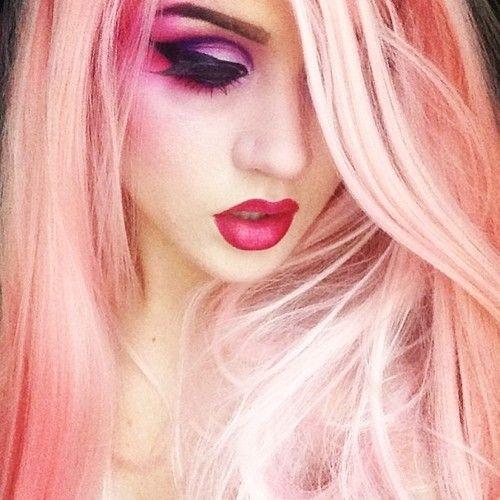 kellyeden:  #sugarpill #makeup