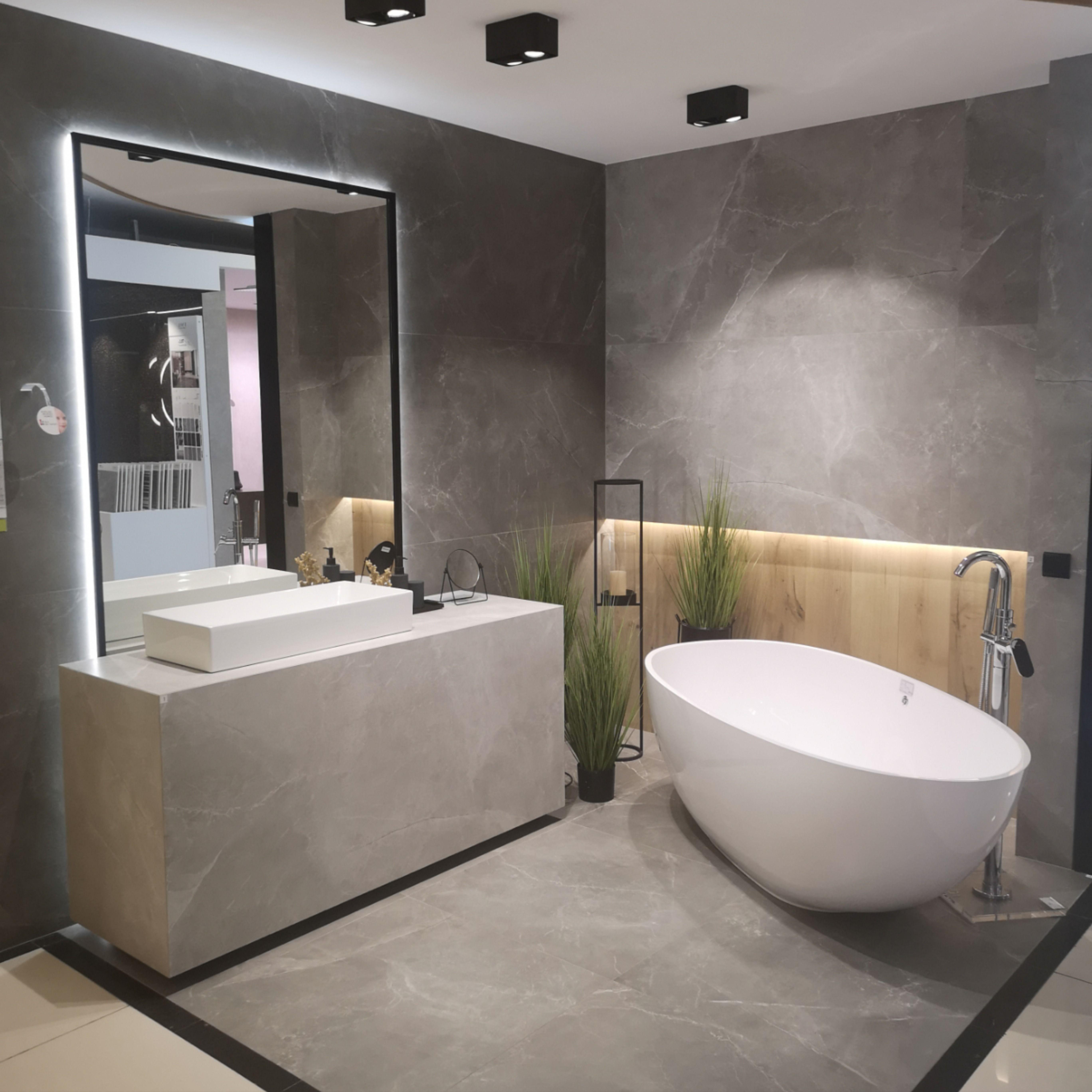 Nowoczesna Lazienka Moze Byc Elegancka Bathroom Bathtub