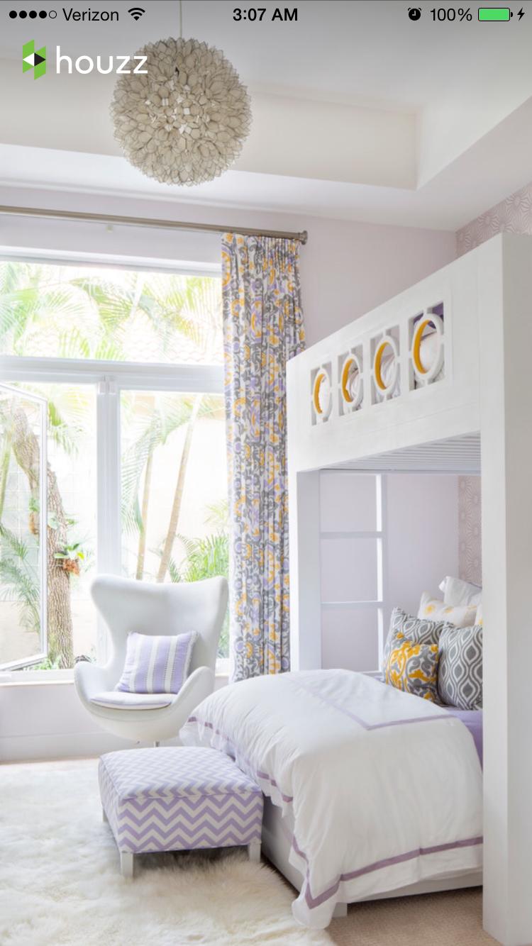 Benjamin Moore 2115-70 Oyster | Beautiful bedroom decor