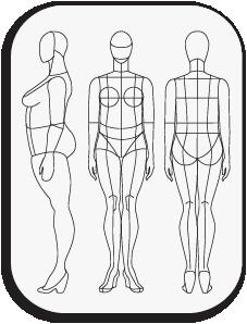 Download Templates Pret A Template Fashion Figure Templates Fashion Design Template Fashion Figures