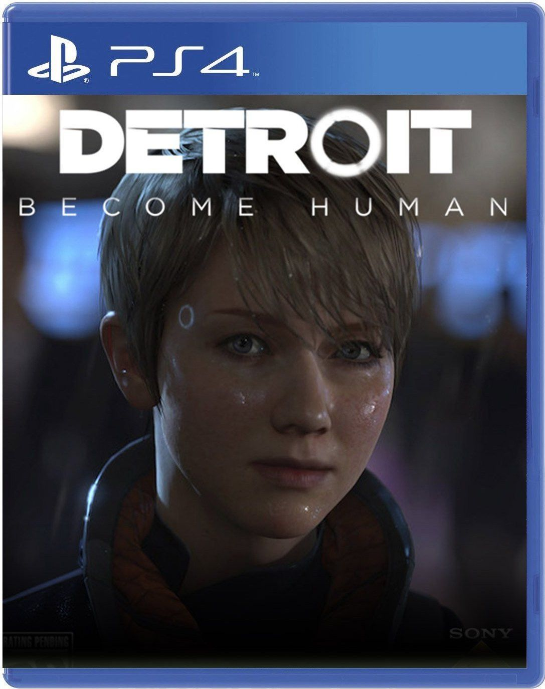 Detroit Become Human Pre-Order For PlayStation 4 (Physical Disc)