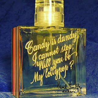 Ken has engraved thousands of his original 4-liners on fragrance bottles in major department stores all over the U.S. and Canada.  Neiman Marcus, Nordstrom, Macy's, Saks Fifth Avenue, Marshall Fields, and several others have hosted Ken's events. Another unique gift idea from Ken!