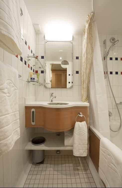 Dream Bathrooms Disney S New Cruise Ship Have The Best