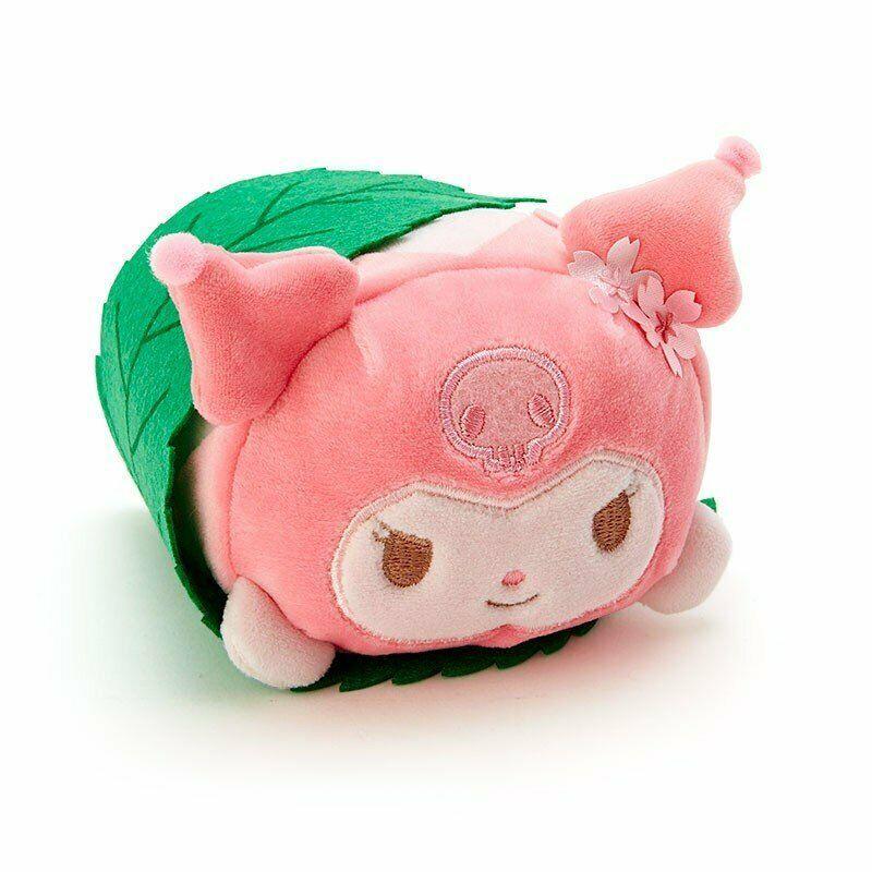 Cinnamoroll Sanrio Plush doll Stuffed toy Sakura Mochi Mini Japan Gift Free Ship