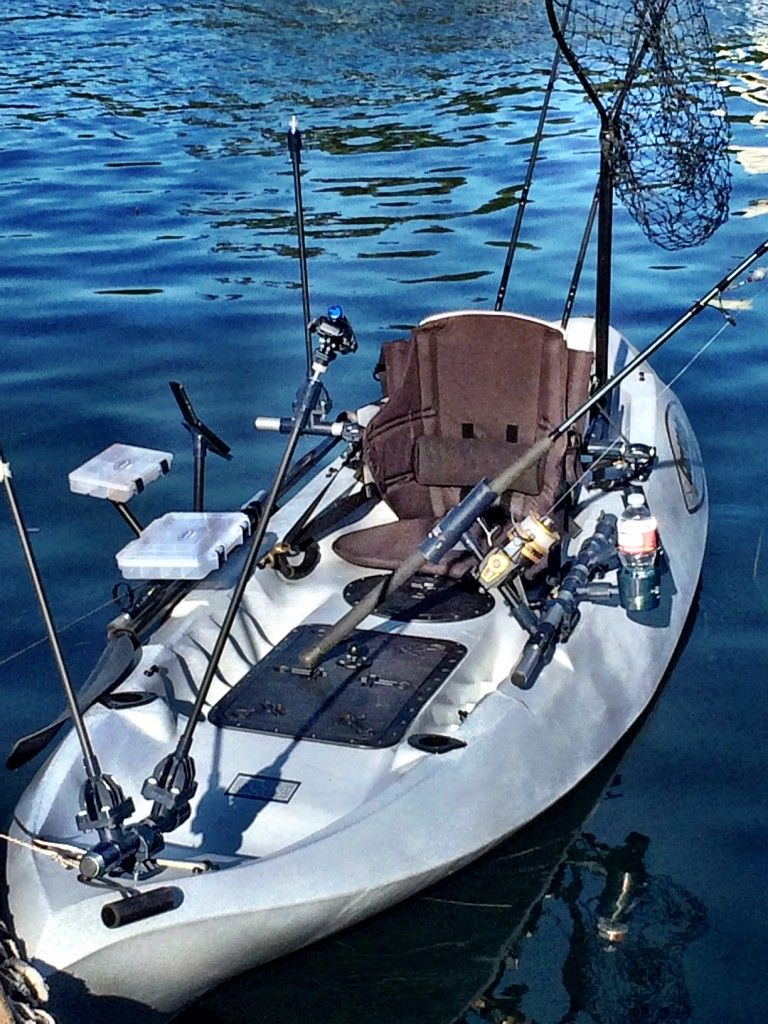 The yakmate is a revolutionary way to bring all your kayak for Best fishing gear