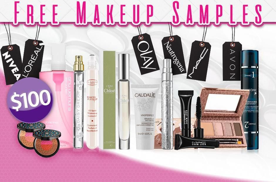Free Beauty Products Makeupaccessories Free Makeup Samples Free Makeup Free Beauty Products