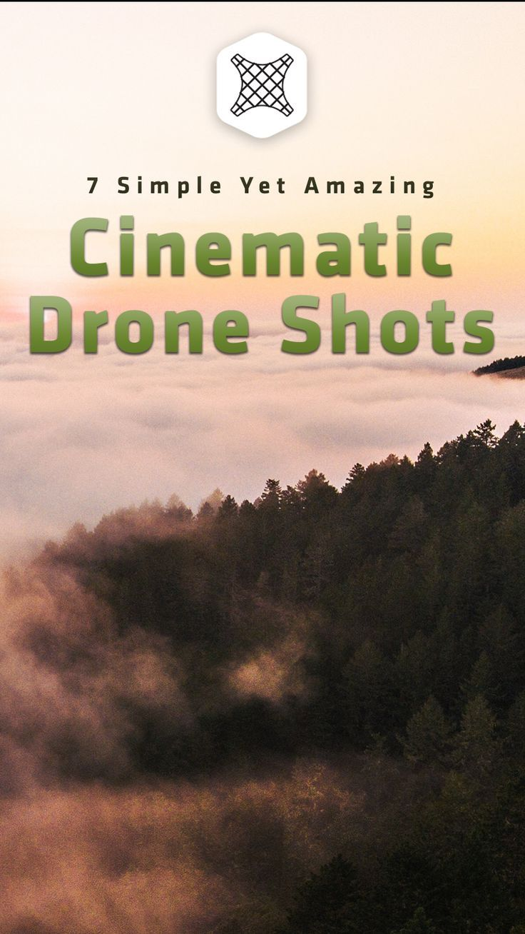Photo of 7 Simple Yet Amazing Cinematic Drone Shots You Must Master –