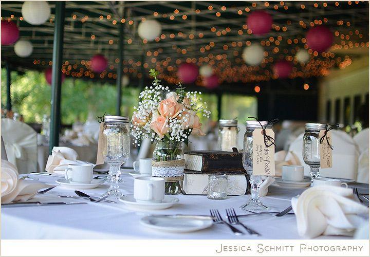 mason jar centerpieces for weddings | diy-wedding-centerpiece-mason ...