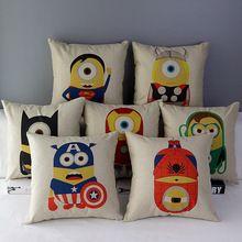 36293b2508976d Superhero cushion / decorative pillowcases /capa almofada ...